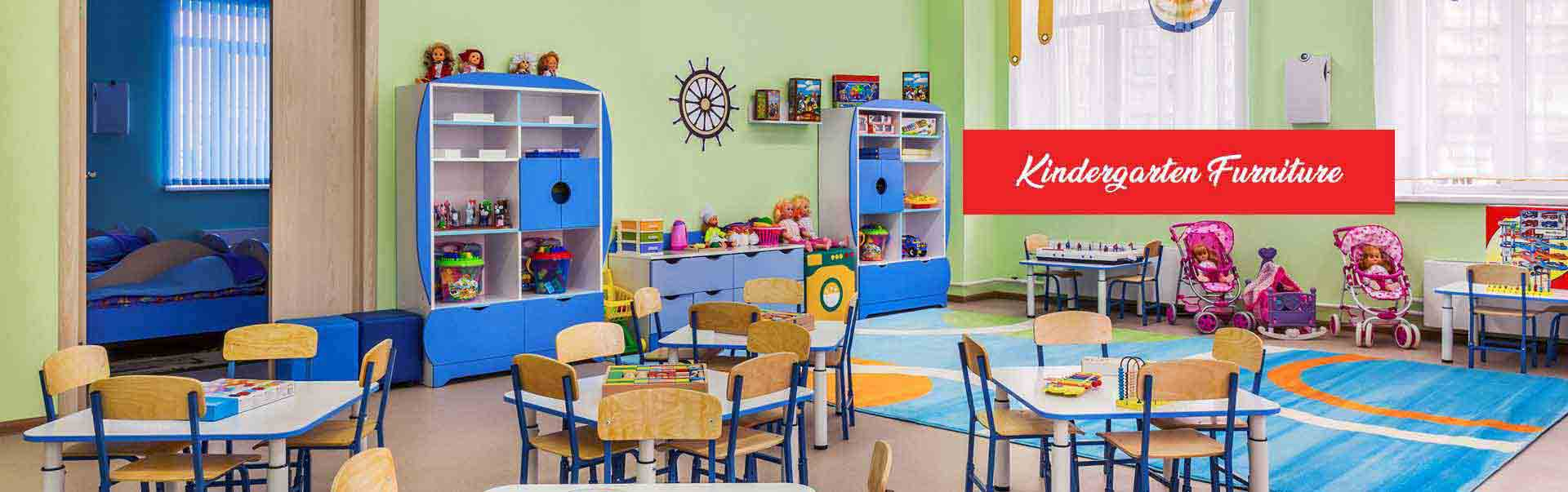Kindergarten Furniture Manufacturers in Delhi