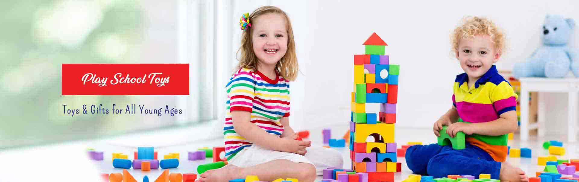 Play School Toys Manufacturers in Delhi