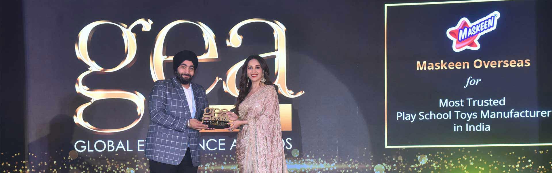 Winner of GEA 2019