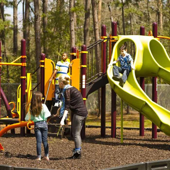 IMPORTANCE OF PLAYGROUND ACTIVITIES