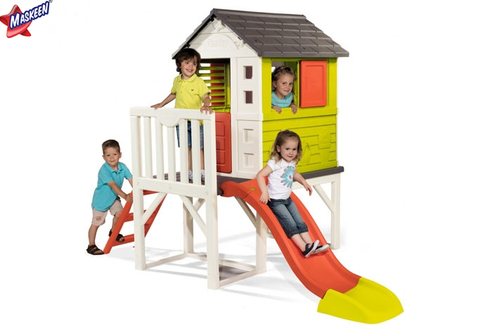 Indoor Multi Play Station Manufacturer in Surat