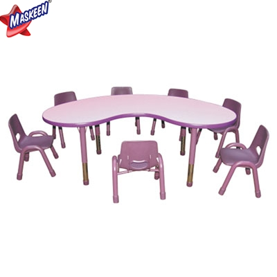 Kids Plastic Table Manufacturer in Rajkot