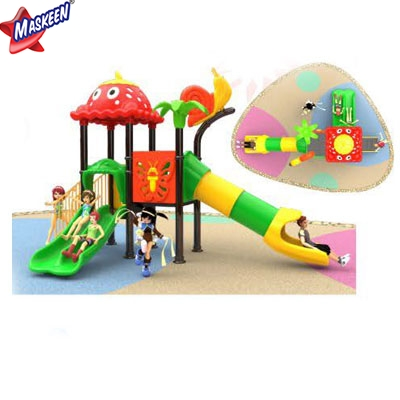 Outdoor Multi Play Station Manufacturer in Vadodara
