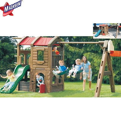 Outdoor Play House Manufacturer in Uzbekistan