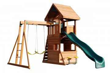 Top 5 Benefits of Kids Swings