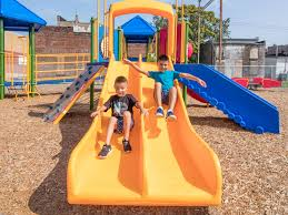 Why Children Love Playground Slides and Its Benefits