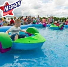 Kids Paddle Boat Manufacturer in Indonesia