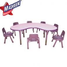 Kids Plastic Table in Saharanpur