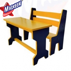 Kids Wooden Chair in Guna
