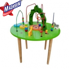 Kids Wooden Table in Greece