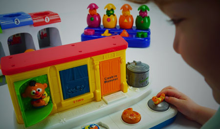 Preschool Toys Manufacturers in Noida