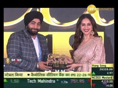 Maskeen Overseas won GEA2019 award for Most Trusted Play School Toys Manufacturer in India