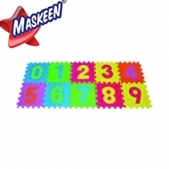 10mm Number Mats Manufacturer in Gwalior