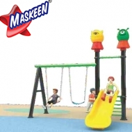 2 Swing 1 Slide Combo Manufacturer in Ahmedabad