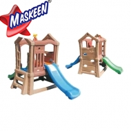Castle Slide Combo Manufacturer in Uzbekistan