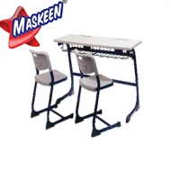 Double Desk (PC) Manufacturer in Indore