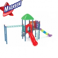 Double Multiplay With Ladder Manufacturer in Azerbaijan