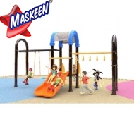 Double Slide Bridge Swing Combo Manufacturer in Nagpur