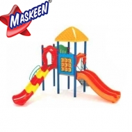 Double Slide Multicolor Multiplay Manufacturer in Vadodara
