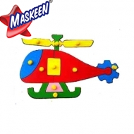 Helicopter Puzzle Manufacturer in Delhi NCR