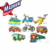 Knob Puzzle Transport Manufacturer in Ahmedabad