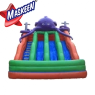 Octopus Bouncy Manufacturer in Vadodara