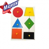 Shape Board Puzzle Manufacturer in Nandol