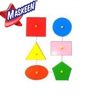 Shape Board Puzzle Manufacturer in Leh