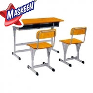 Study Desk Double HQ Manufacturer in Indore
