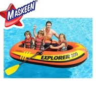 Triple Boat Manufacturer in Nagpur