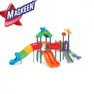 Triple Multiplay Colored Slide Manufacturer in Vadodara
