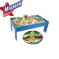 Wooden Activity Table 0088N Manufacturer in Indonesia