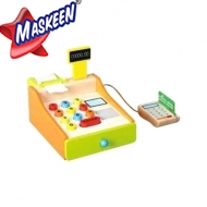 Wooden Cash Counter 77027 Manufacturer in Nandol